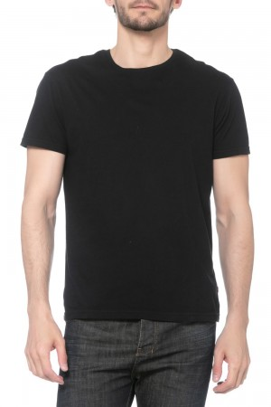 SS MISION TEE BLACK
