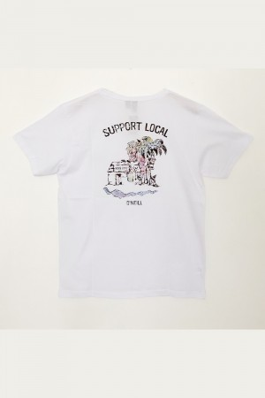 REMERA SUPPORT LOCAL