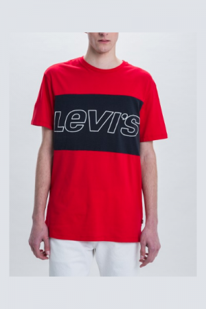 REMERA LEVIS COLOR BLOCK TEE