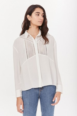 CAMISA LUCIE LACE