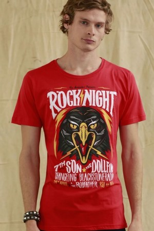 REMERA BOLIVIA ROCK NIGHT