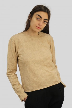 SWEATER CROPPED TINA - PORTSAID